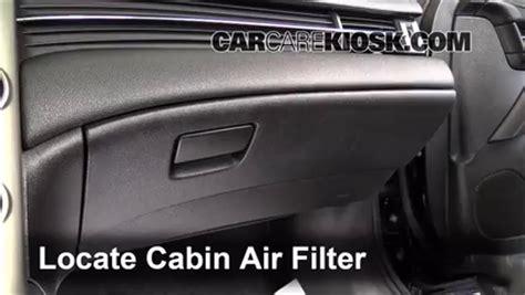 2013 2013 chevrolet malibu cabin air filter check 2013