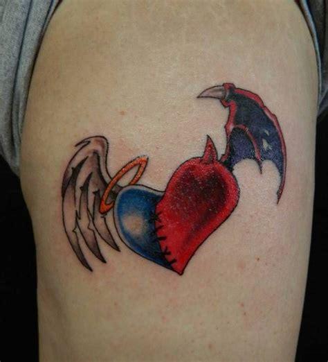 devil heart tattoo designs tattoos tattoos