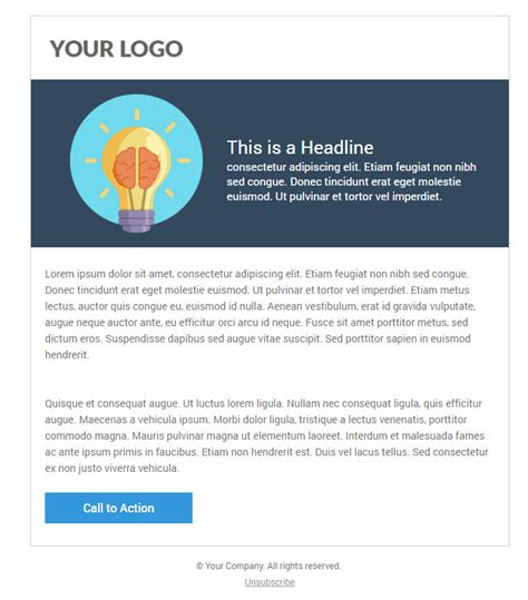 6 free responsive marketo email templates