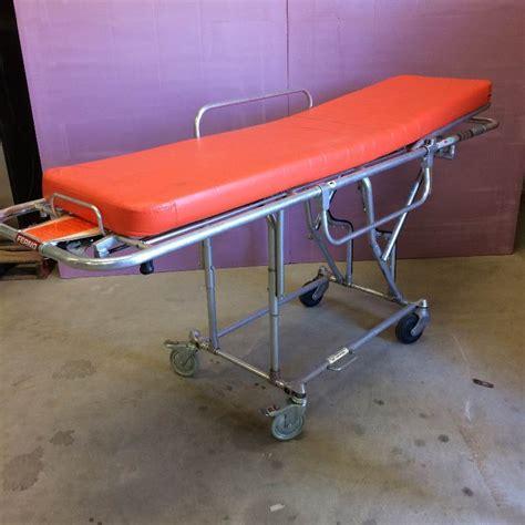 ambulance bed retails used 800 ferno medical clinic nursing home