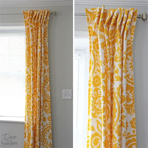 dyi curtains why you should diy your curtains decor by the seashore