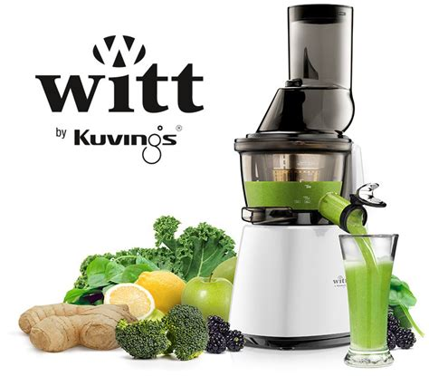Juicer Heles witt by kuvings c9600 witt juicere