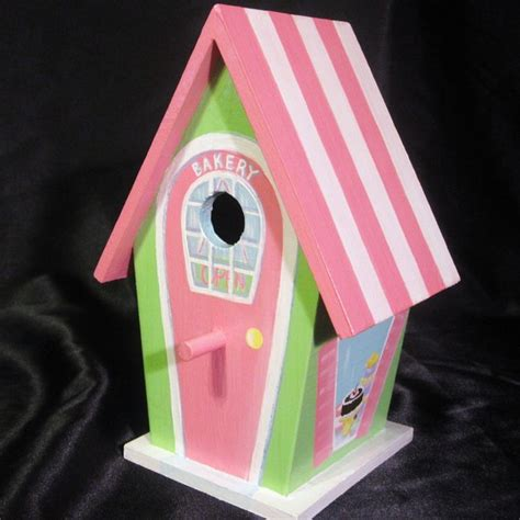 painted bird houses tissue boxes and gifts handmade jewlery bags clothing crafts