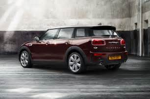 we hear 2016 mini clubman to get all wheel drive option