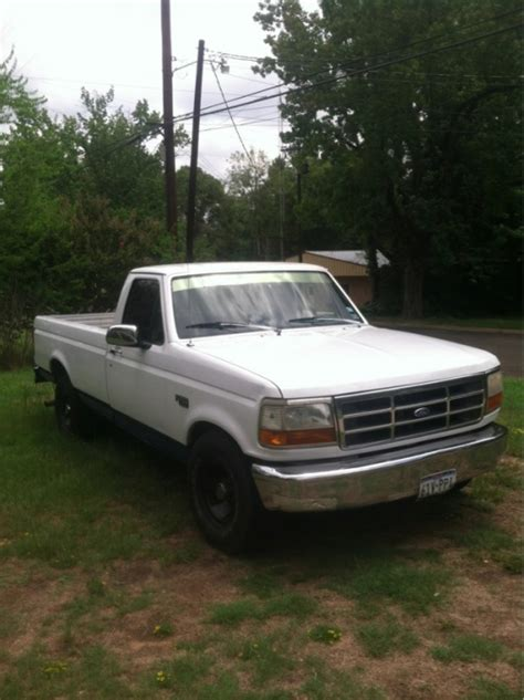 95 Ford F150 by 95 F150 Single Cab Bed Ford F150 Forum Community