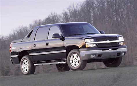 old car manuals online 2004 chevrolet avalanche 1500 on board diagnostic system 2004 avalanche technical repair manual