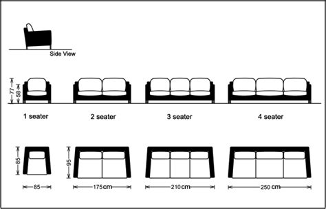 draw room dimensions sofa chair measurements google search architecture