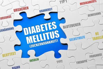 diabetes das sollten sie wissen