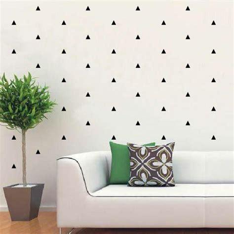 Dekorasi Rumah Peta Wall Sticker Dinding Walpaper Paper Stiker jual wall decal segitiga stiker dinding sticker tembok dekorasi rumah xbgzx