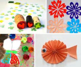 easy arts and crafts arts and crafts ideas