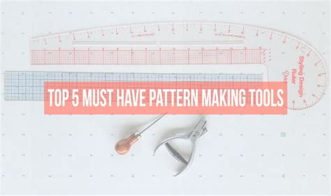 pattern drafting materials pattern making basics 101 archives isn t that sew