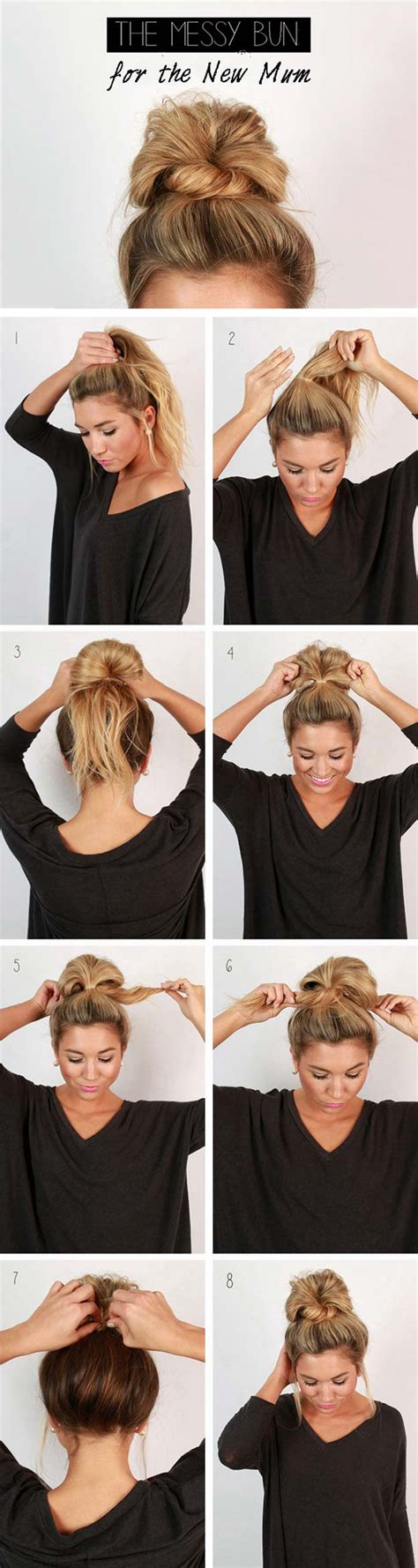 41 diy cool easy hairstyles that real can actually