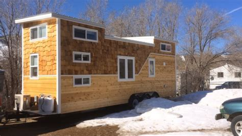 tiny house for family of 4 28 tiny house on wheels built for a family of four