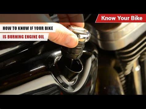 bike  burning engine oil   bike bikedekhocom youtube