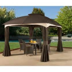 How To Make A Gazebo Canopy by Costco Gazebo Replacement Canopy Garden Winds