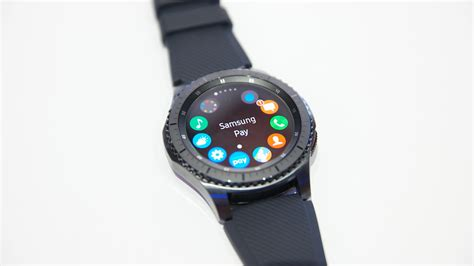 Smartwatch Gear S3 Samsung Gear S3 Smartwatch Australian On Gizmodo