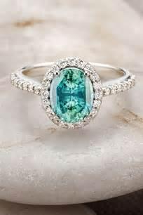 wedding rings with colored stones elegantweddinginvites