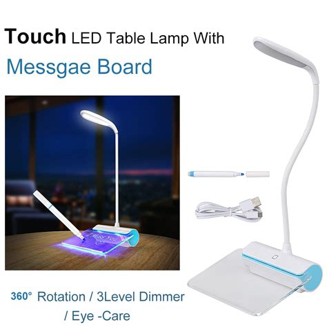 touch control table ls portable touch control night light table l with