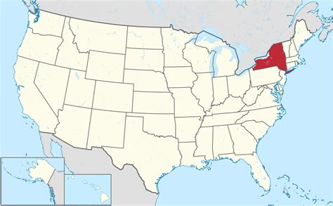map usa states new york file new york in united states svg wikimedia commons