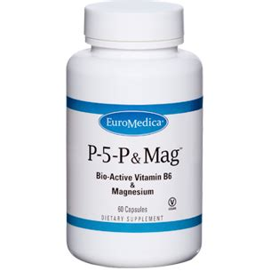 pmag supplement euromedica p 5 p mag mood well being support