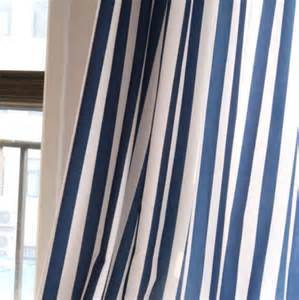 Blue And White Striped Curtains Blue And White Curtains 187 Home Design 2017