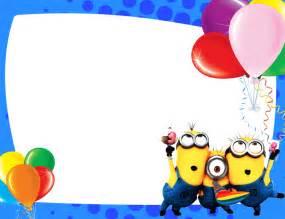 Imagenes De Minions Fiesta | las mejores invitaciones de minions para imprimir gratis