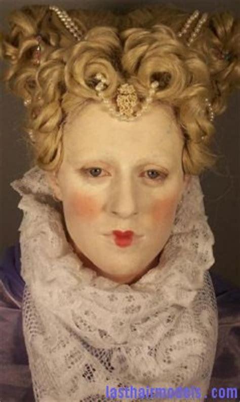 Elizabethan Era Hairstyles by Elizabethan Hairstyle8 Last Hair Models Hair Styles