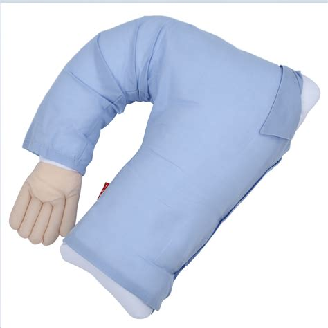 bed husband pillow boyfriend pillow shaped luxury support pillow bed rest sky