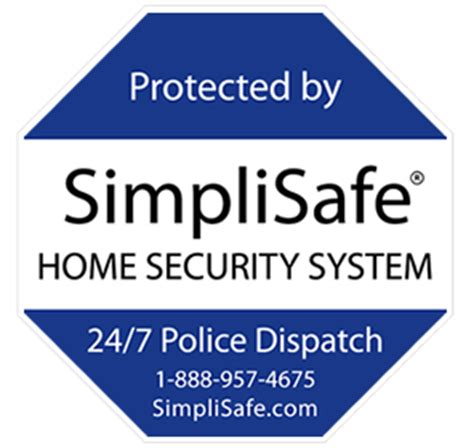yardsign simply safe home security list