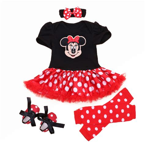 Set Minnie Popular Minnie Mouse Infant Clothes Buy Cheap Minnie Mouse