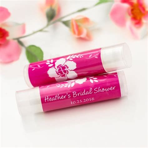 Lip Balm Giveaways - personalized lip balm wedding favors