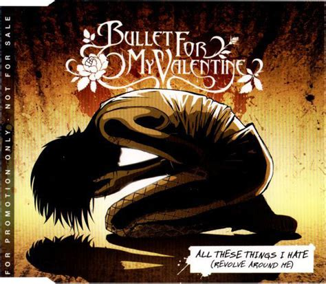 all bullet for my albums bullet for my all these things i revolve