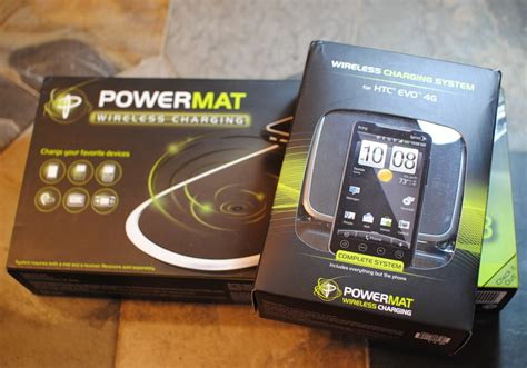 evo charger evo 4g accessory review powermat wireless charger