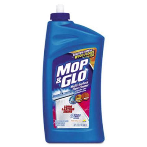 professional mop glo triple action floor cleaner rac75057