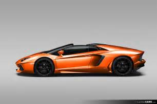 Lamborghini Create Your Own Create Your Own Lamborghini Aventador Roadster