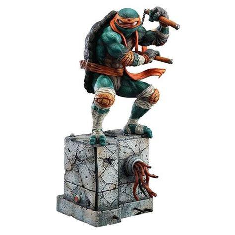 michelangelo s david sculpture action figure gadgetsin teenage mutant ninja turtles michelangelo james jean