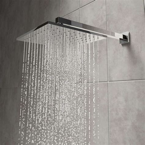 Overhead Electric Shower The Best Showers For Small Bathrooms Victoriaplum