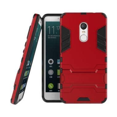 Xiaomi Redmi 4x Spigen Robot Iron Hardcase jual hardcase xiaomi redmi 4x harga promo diskon blibli