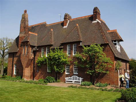 The Redd House by William Morris And Philip Webb House Pre