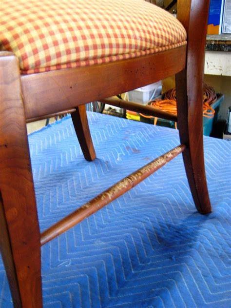 how to fix a recliner chair how to repair wood furniture that has been chewed by a pet