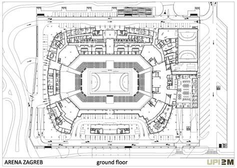 arena floor plans architecture photography ground floor plan 80595