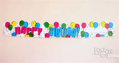 Balon Ulang Tahun Happy Birthday jual bendera ulang tahun balon flag bunting happy birthday ultah anak logos