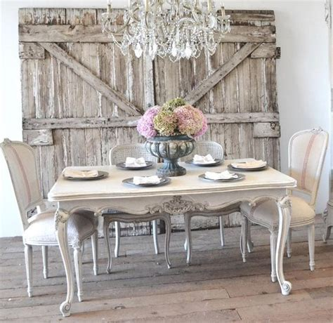 shabby chic kitchen table 25 best ideas about shabby chic dining on pinterest