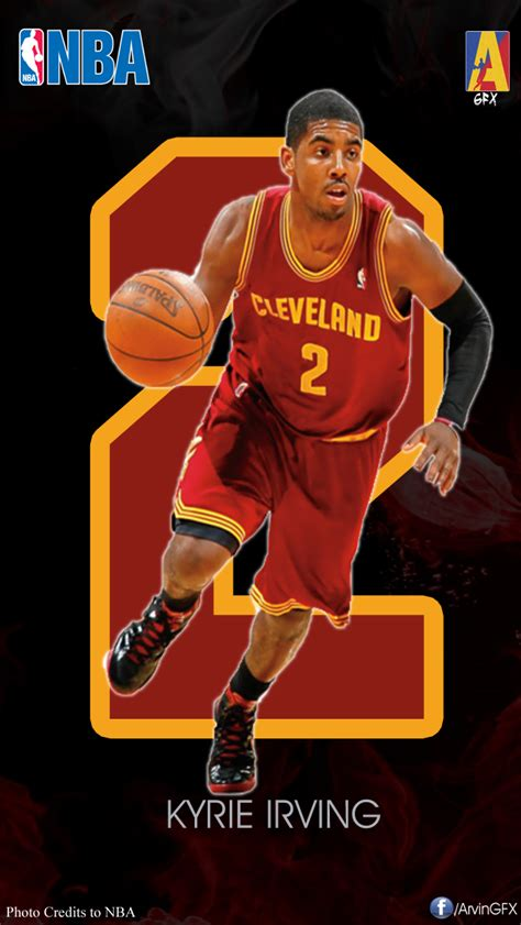 kyrie irving hd wallpaper iphone 6 kyrie irving iphone by arvingfx on deviantart