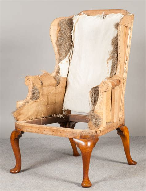 queen anne armchair queen anne style armchair antiques atlas