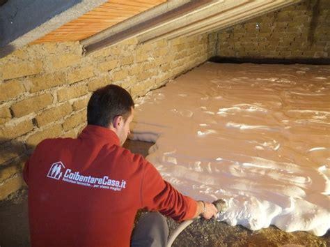 coibentare il soffitto quale 232 il miglior materiale per isolare il soffitto dal