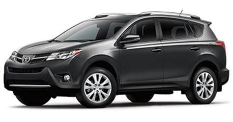 Toyota Rav4 Model Comparison New 2015 Toyota Rav4 Xle Vs Limited Model Comparison