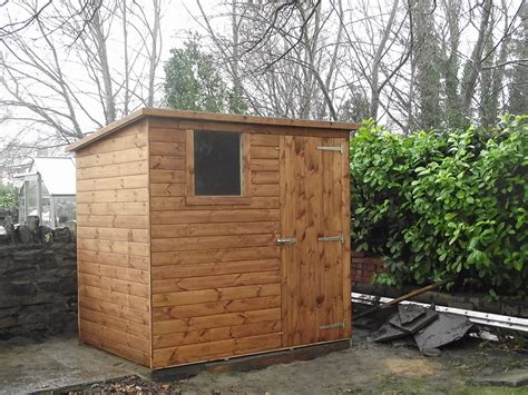 Assembled Garden Sheds by Sheds Made To Measure Garden Buildings