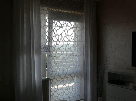 vorhänge viele fenster schlafzimmer gardinen