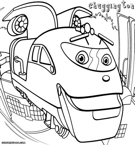 chuggington coloring pages chuggington coloring pages coloring pages to